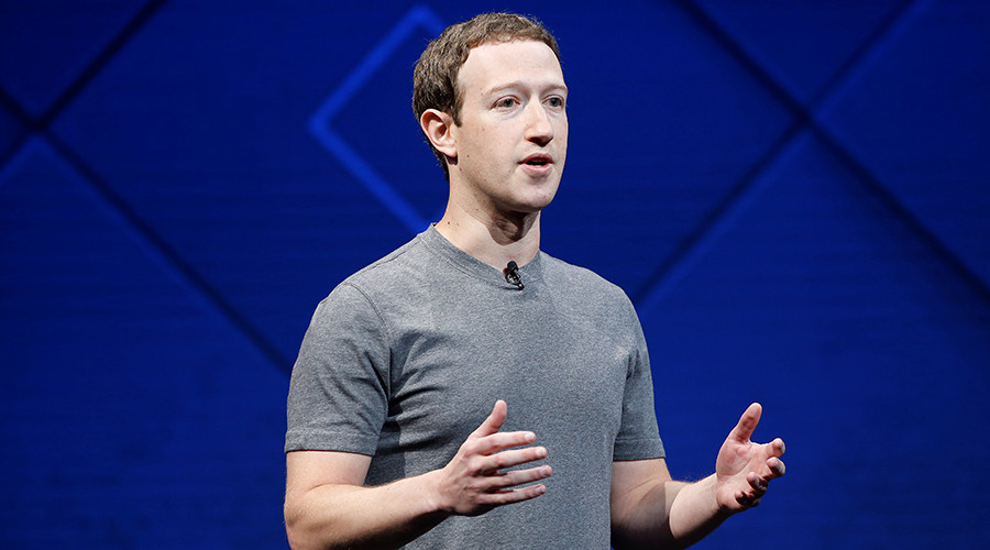 Zuckerberg apologises for Facebook being used to 'divide' people