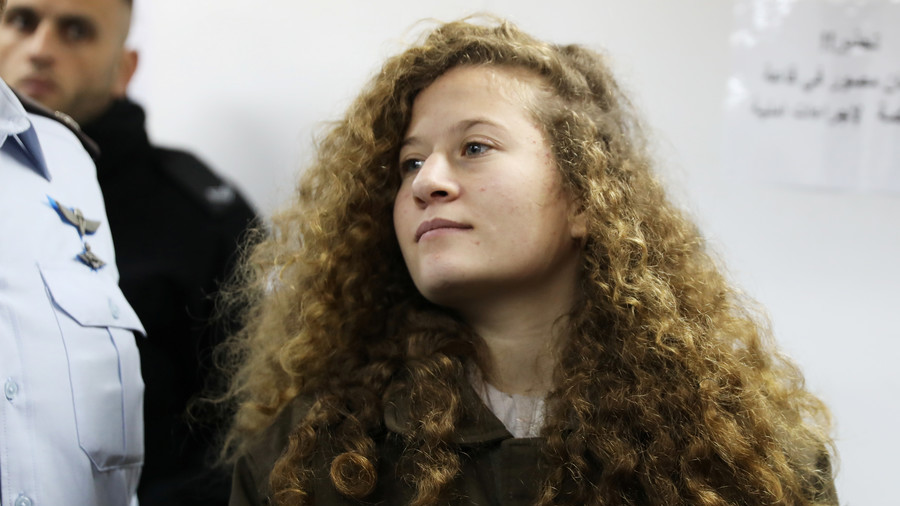 Seriously injured 15yo cousin of Ahed Tamimi arrested by Israeli soldiers