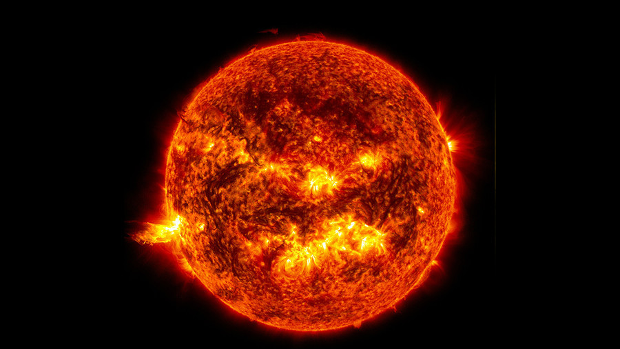 The sound of sunshine: NASA releases mesmerizing recording of the sun's song