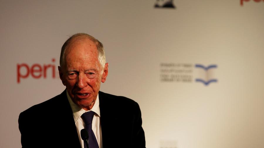 Rothschild worried about new world economic order