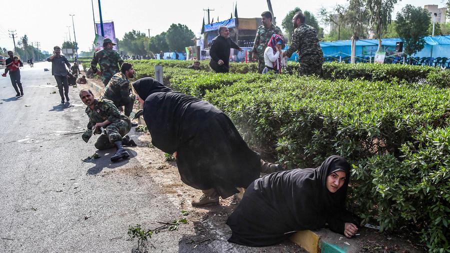 Irã convoca enviados do Reino Unido, Holanda e Dinamarca, após ataque de parada militar - Irna
