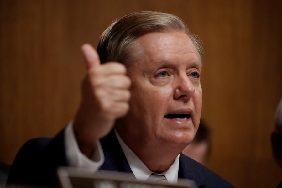 Lindsey Graham / Reuters