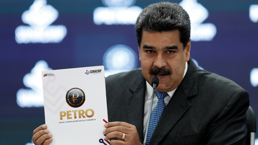 Venezuela has officially launched its oil-backed cryptocurrency