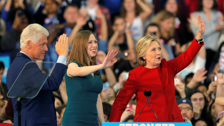 Can America handle another Clinton? Chelsea hints at a run for office
