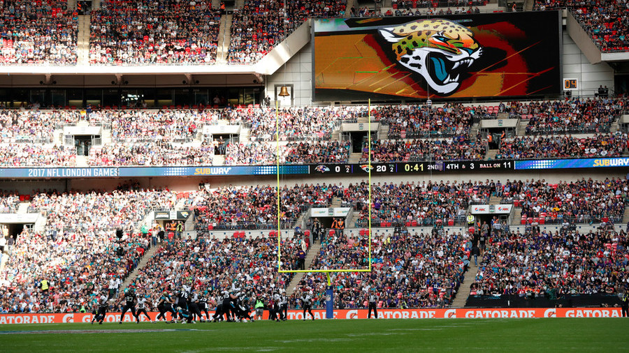 Jacksonville Jaguars players arrested outside London nightclub over 'unpaid £50K bill'