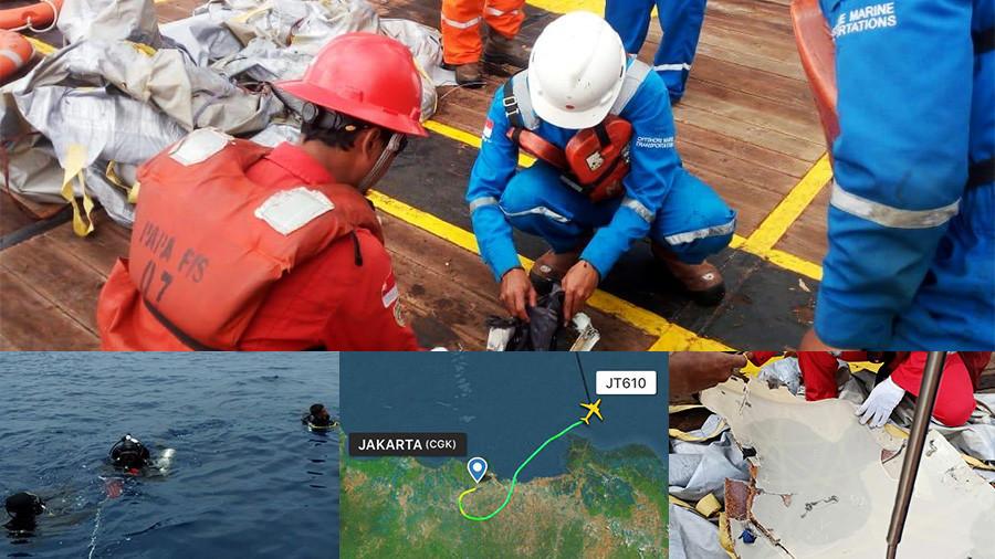 """Résultat de recherche d'images pour """"Crash, Lion air, Indonesia, Boeing 737 Max 8"""""""