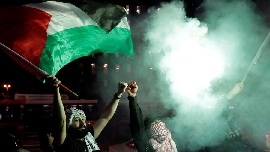 Top Palestinian body suspends Israel recognition until it recognizes Palestine