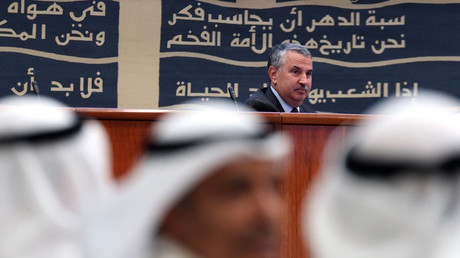 FILE PHOTO: New York Times columnist Thomas Friedman © AFP / Yasser Al-Zayyat