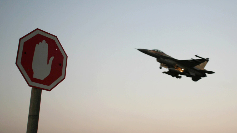 Israel denies its jet or any other 'airborne target' was downed during Syria raid