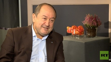 Bernard Squarcini, former chief of the French Internal Security Bureau