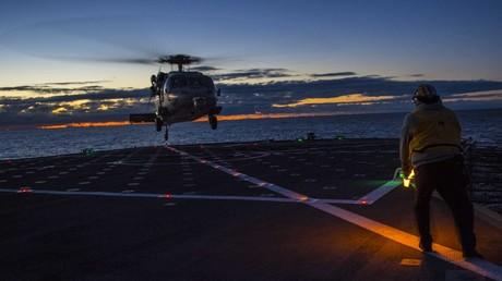 Trident Juncture 18, Norwegian Sea © Global Look Press / US Navy