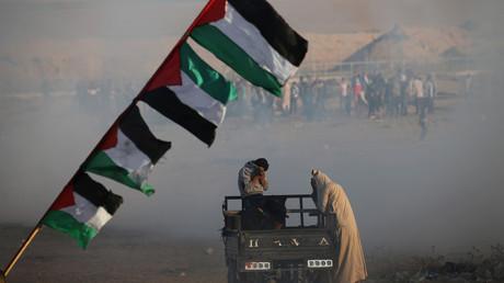 © Reuters / Ibraheem Abu Mustafa