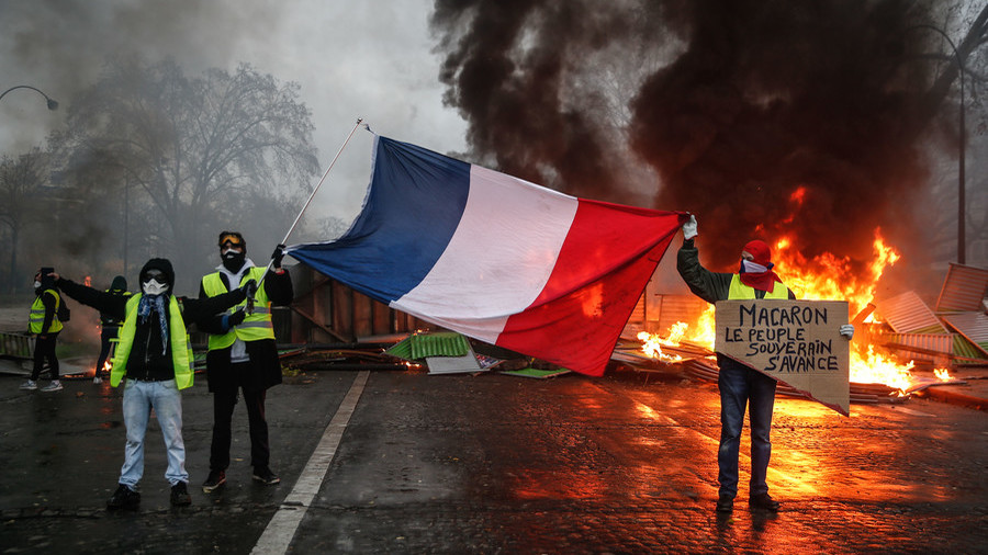 France's Yellow Vest movement strikes a victory for working people across the EU