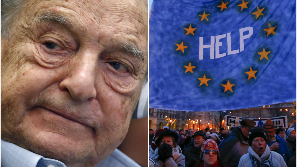 George Soros crowned 'person of the year' by Financial Times, but not everyone is cheering