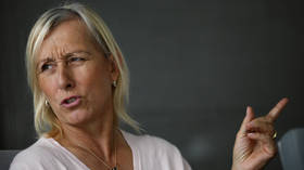 'Having a penis and competing as a woman is not fair': Navratilova inflames transgender fury