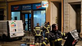 Explosion at Germany's right-wing AfD office prompts suspicion of politically motivated attack