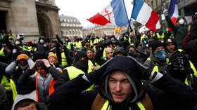 Stop treating people like beggars or face hatred – Yellow Vests to Macron