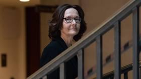 CIA Director, Gina Haspel © AFP / Saul Loeb