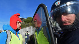 France's govt exaggerates Yellow Vest threat to justify measures of political repression