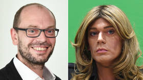 Ganserer as Markus (L) and Tessa (R) © AFP / Andreas Gebert and Christof Stache Supreme Court rules in favor of Trump's transgender military ban — RT USA News 5c45dd63fc7e9336288b458e