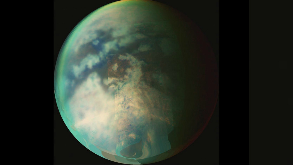 'Crazy, methane-based' alien life could exist on Titan's surface