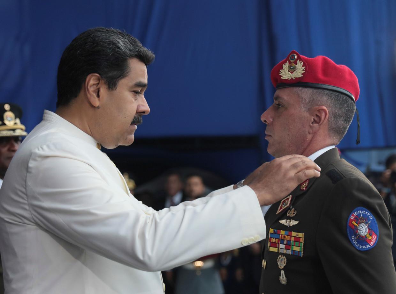 ©Reuters / Miraflores Palace/Handout via REUTERS