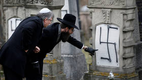 'Anti-Semitism spreading like poison': France stained by weekend of vandalism & year  of hate crimes