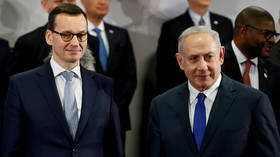 Poles 'suckle antisemitism with mothers' milk': Visegrad talks off over Israel's 'racist' comments