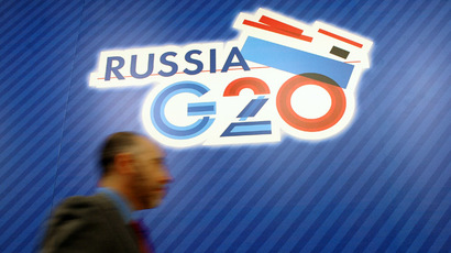 Russia's G20