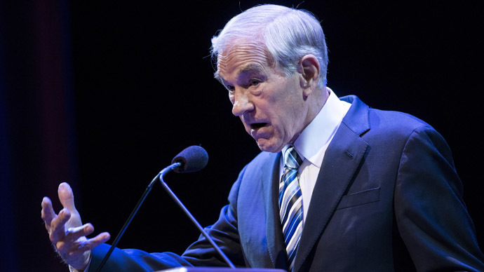 Ron Paul unfiltered. Plus, Pentagon Papers leaker Daniel Ellsberg takes on the NSA