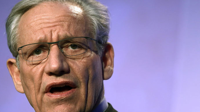 Bob Woodward.(AFP Photo / Alex Wong)