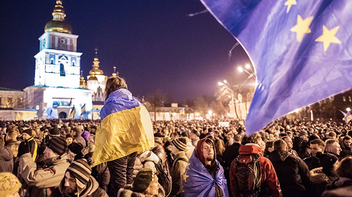 Ukraine's crossroads: EU or not EU (E18) RT — Venture Capital
