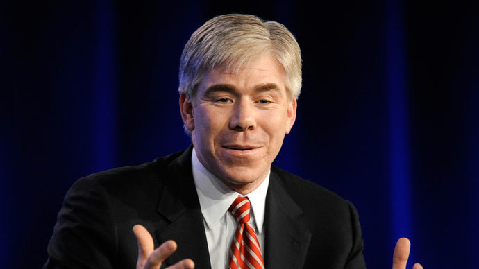 David Gregory.(Reuters / Phil McCarten)