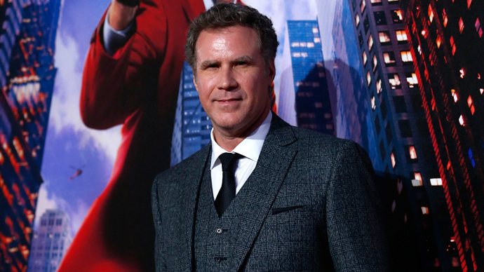 Will Ferrell (Reuters / Andrew Winning)