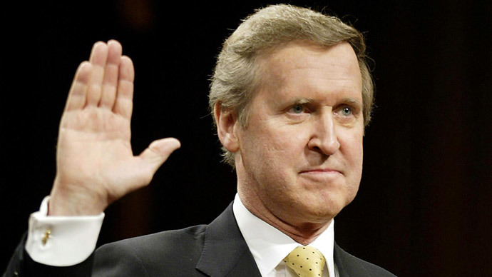 Former US Secretary of Defense William Cohen (AFP Photo / Luke Frazza)