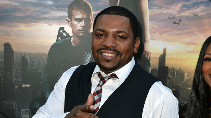 Actor Mekhi Phifer (Kevin Winter/Getty Images/AFP)
