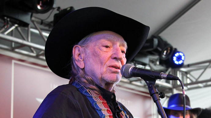 Singer Willie Nelson (David Buchan/Getty Images/AFP)