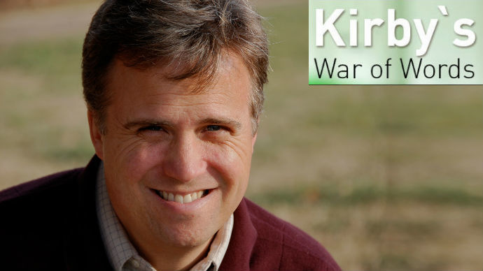 Kirby War of Words with David Swanson