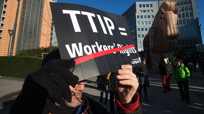 TTIP - Business without limits