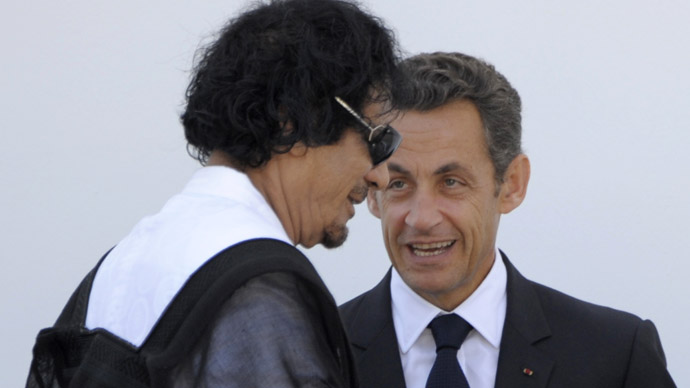 Gaddafi millions: French judge hears shady details of Sarkozy's campaign funding
