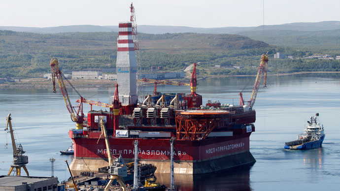 'Russian Arctic shelf to be kept idle for Gazprom and Rosneft until 2020'