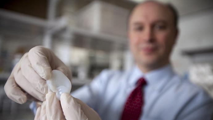 Hear, hear! Scientists create human-like ears with 3D printing