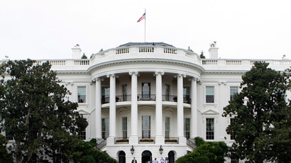 The White House in Washington, DC (Reuters / Yuri Gripas)