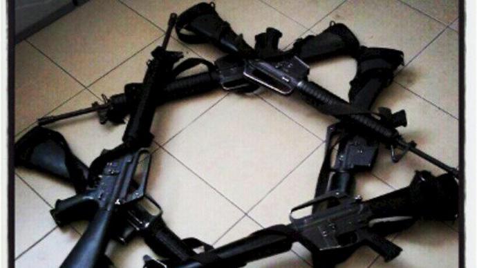 Going commando: IDF 'hitman/assassin' posts disturbing pictures on FB, Instagram