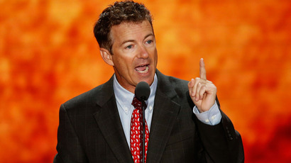 Rand Paul (Reuters / Mike Segar)