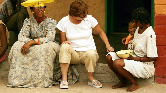 'Essential' freedom: Namibian women protest against mini-skirt ban