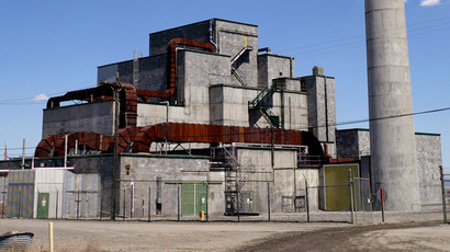 Hanford Nuclear Reservation (Jeff T. Green / Getty Images / AFP)