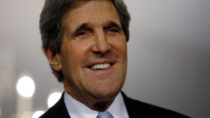 U.S. Secretary of State John Kerry (Reuters/Jason Reed)