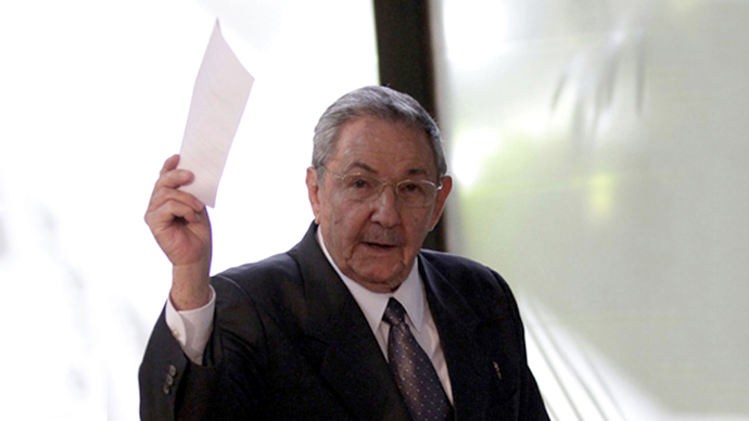 Raul Castro reelected as Cuba's president, plans to retire in 2018