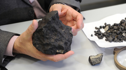 Unearthing ET: UK researchers claim they've found alien life in Sri Lankan meteorite